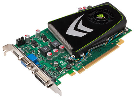 NVIDIA GeForce GT240