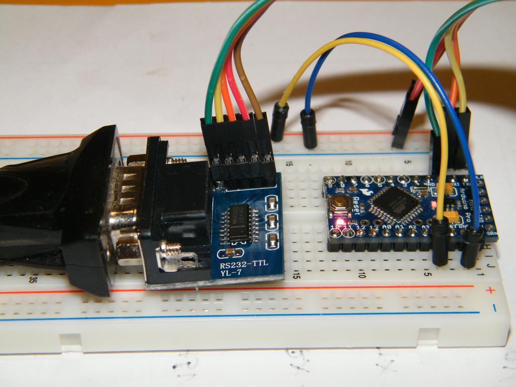 Programovani arduino pro mini autoreset dtr martin vancl